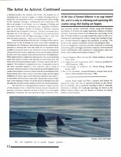 Activist Brochure, page 4