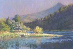 Lagunitas Lake, Twilight