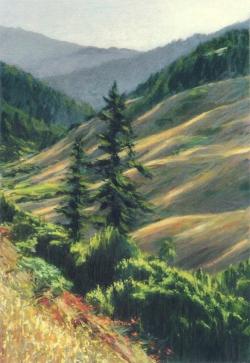 San Geronimo Vally View