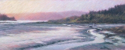Bolinas Lagoon, Twilight